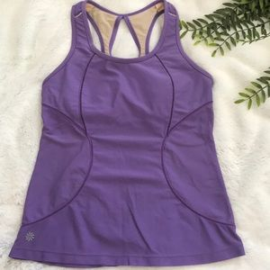 Athleta workout tank/ swim top